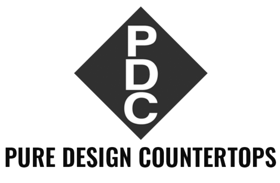 pure design countertops logo